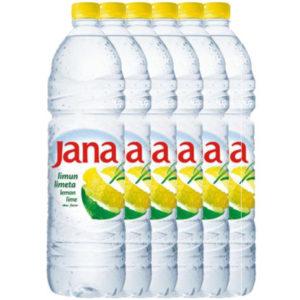 Jana – Mineralwasser limun – Sixpack 1,5l.
