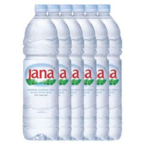 Jana – Mineralwasser – Sixpack 1,5l.