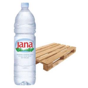 Jana – Mineralwasser – Palette à 504x 1,5l.