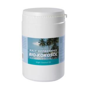 Bio-Kokosnussöl – goodness – Kokosöl kaltgepresst – 1kg