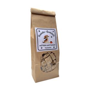 Snacks für Hunde ab 8 kg – goodness – Huhn & Calcium – 250g.